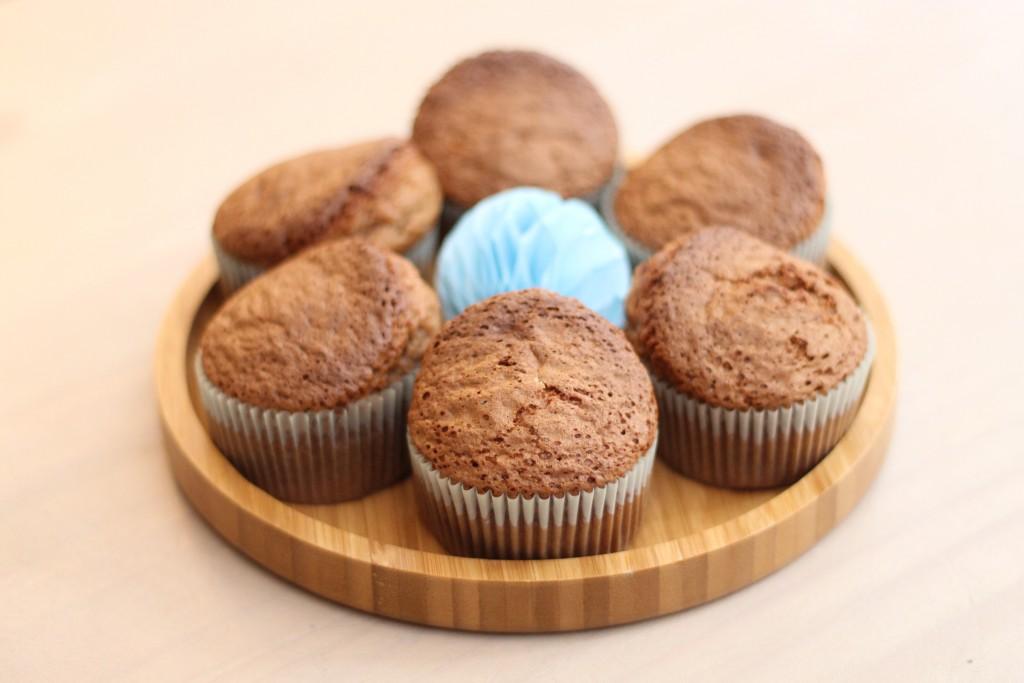 cupcake chocolat glaçage crème au beurre
