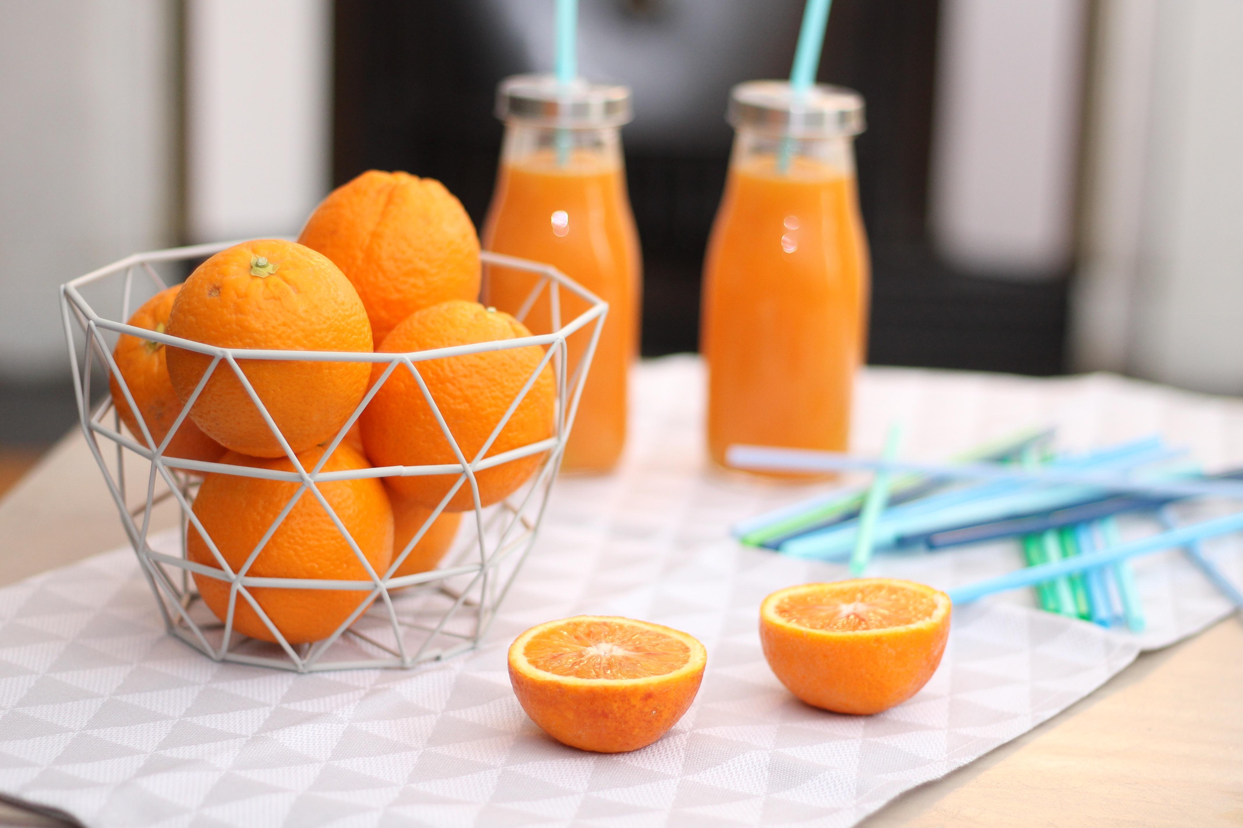 Conseils Pour Un Bon Jus D Orange 100 Maison