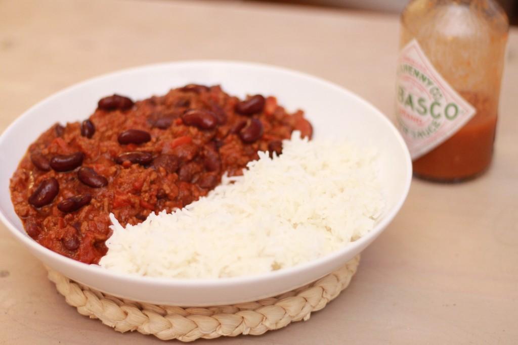 Une recette inratable pour un bon chili con carne - Recette chili cone carne thermomix ...