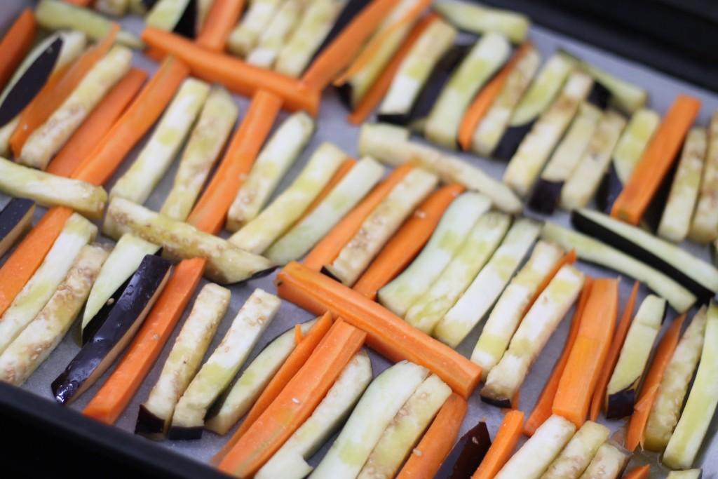 frites de legumes